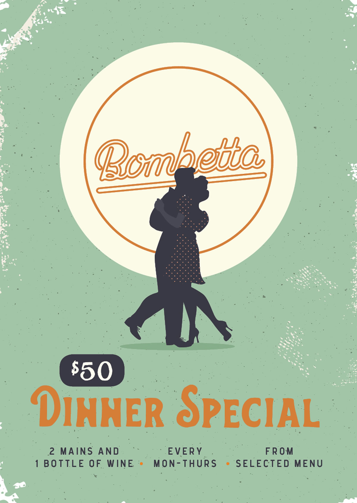 50 Dinner Special 2019 03 27