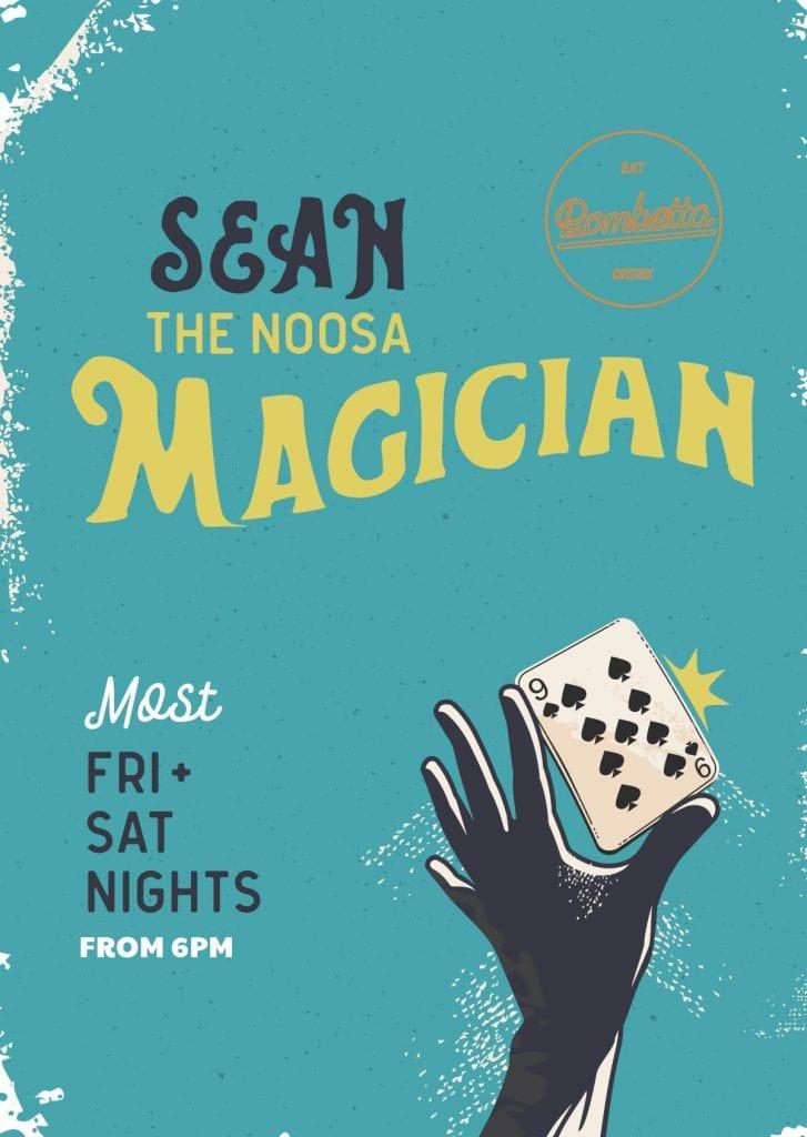 Bombetta Sean The Magician Web