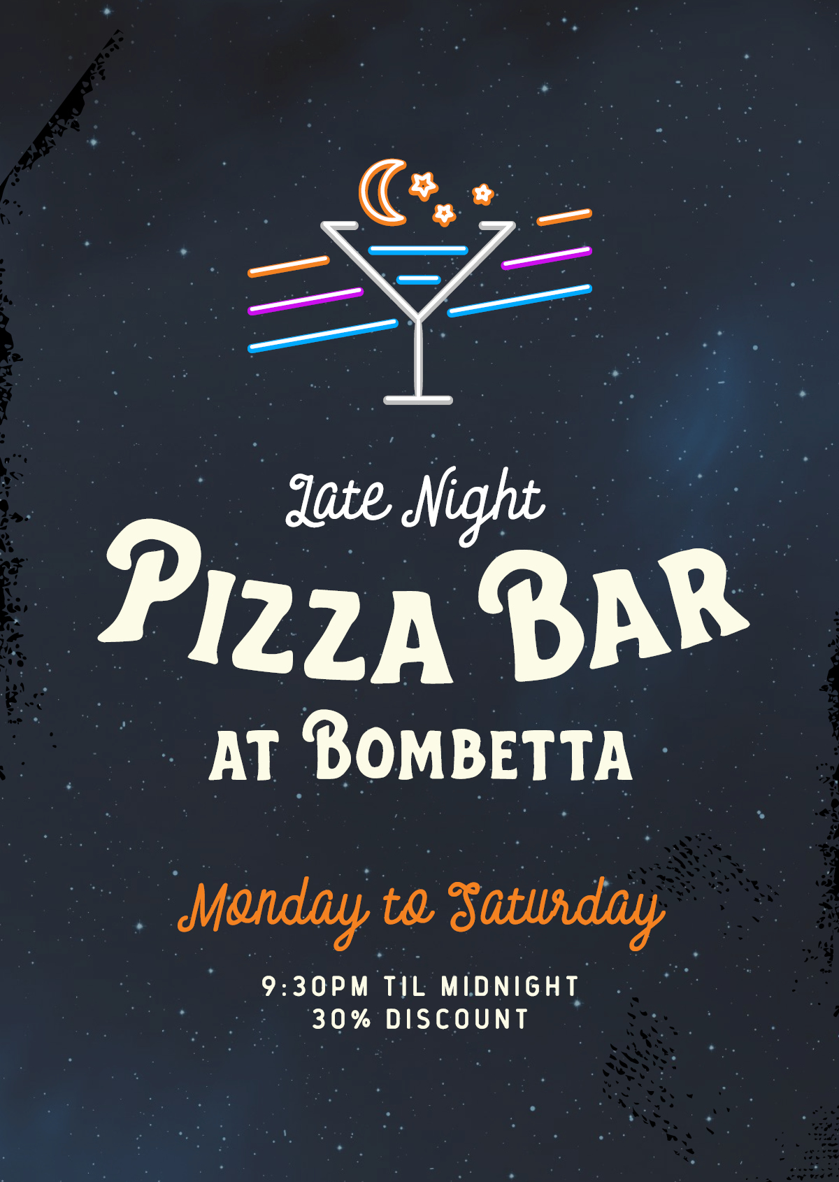 Late Night Pizza Bar 2019 05 01