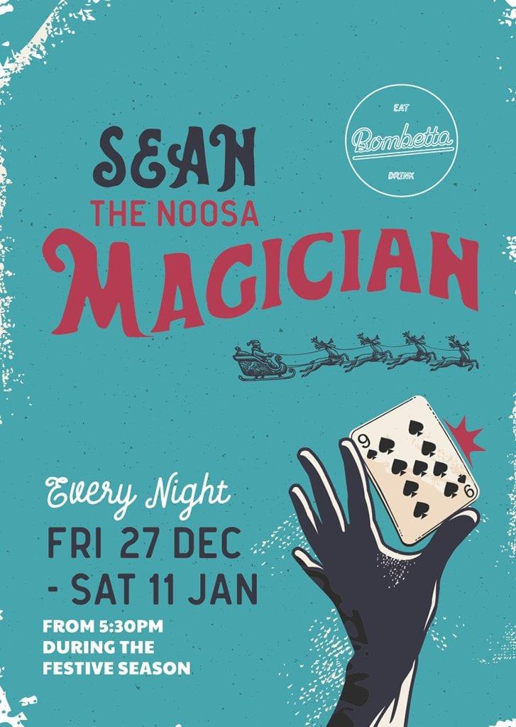 Sean Magician 2019 11 11
