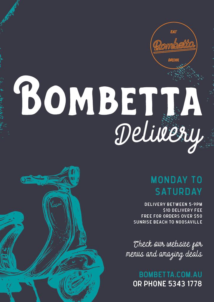 Bombetta Delivery 2020 03 23