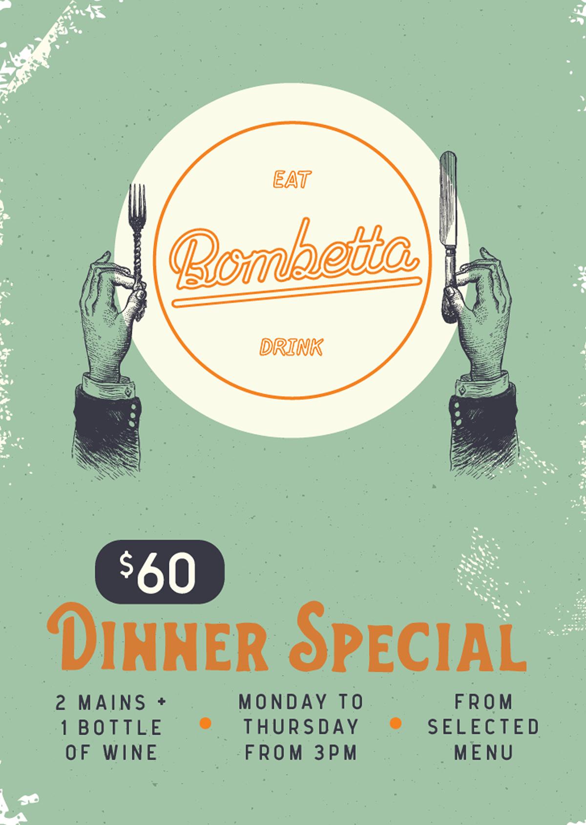 60 Dinner Special 2020 05 27
