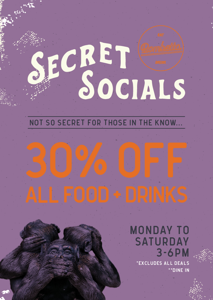 Secret Socials 2020 07 13