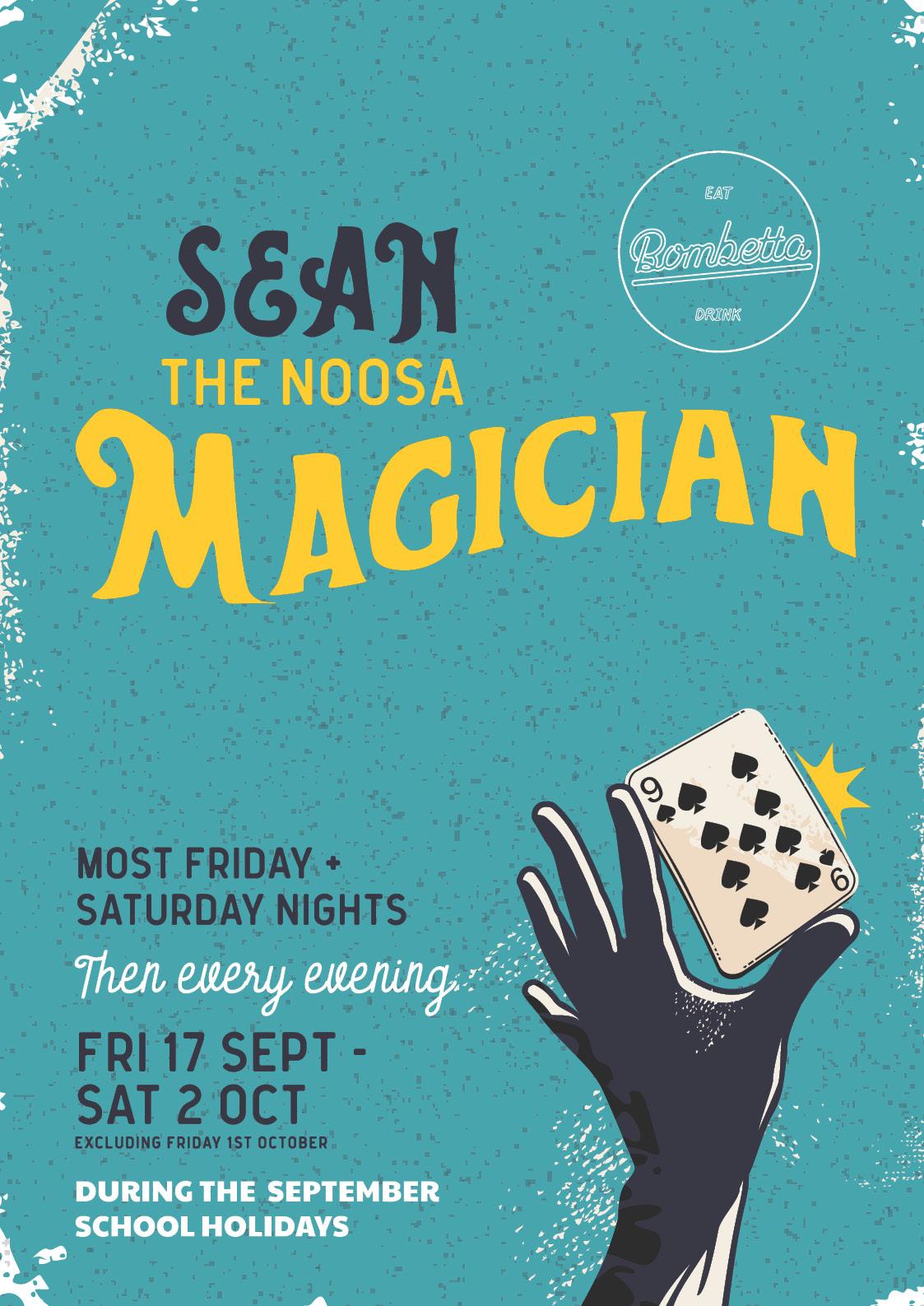 Bombetta Sean The Magician Spring2021
