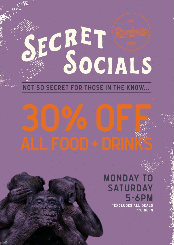 Secret Socials 2021 08 09